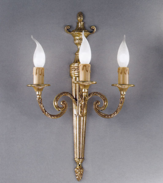 Аристократические бра-свечи