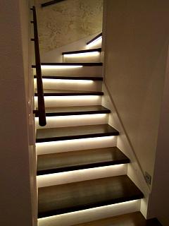 Свет для лестниц